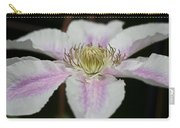Clematis Study 2 Carry-all Pouch