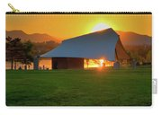 Clement Park Sunset Carry-all Pouch