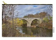 Clement Stone Arch Bridge Carry-all Pouch