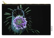 Cleome Carry-all Pouch
