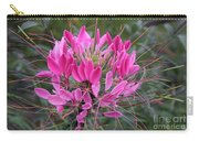 Cleome Spinosa  Carry-all Pouch