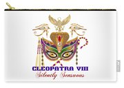 Cleopatra Viii For Light Color Products Carry-all Pouch