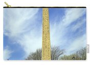 Cleopatras Needle New York Carry-all Pouch