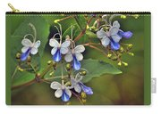 Clerodendrum Ugandense Carry-all Pouch