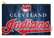 Cleveland Indians Barn Door Carry-all Pouch