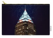 Cleveland Key Building With Electricity Carry-all Pouch