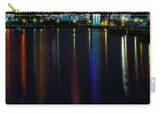 Cleveland Nightly Reflections Carry-all Pouch