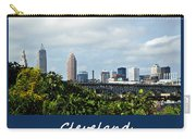 Cleveland Poster Carry-all Pouch