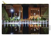 Cleveland Public Square Fountains Carry-all Pouch