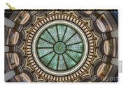 Cleveland Trust Rotunda Building Ceiling Carry-all Pouch