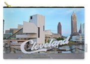 Cleveland Updated View Carry-all Pouch