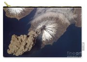 Cleveland Volcano, Iss Image Carry-all Pouch