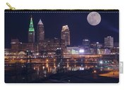 Cleveland With Full Moon Carry-all Pouch