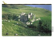 Clifden Castle, Co Galway, Ireland 19th Carry-all Pouch