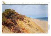 Cliff At Marconi Beach Carry-all Pouch