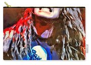 Cliff Burton Portrait Carry-all Pouch