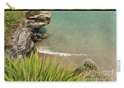 Cliff Edge At St Agnes Carry-all Pouch