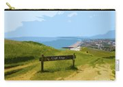 Cliff Edge Photoart Carry-all Pouch