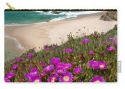 Cliff Flowers Carry-all Pouch