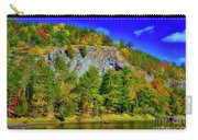 Cliff Of Color Carry-all Pouch