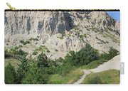 Cliff Shelf Trail In Badlands National Park South Dakota Carry-all Pouch