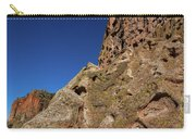 Cliffs At Bandelier Carry-all Pouch