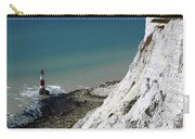 Cliffs At Beachy Head East Sussex Carry-all Pouch