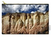 Cliffs At Echo Amphitheater Carry-all Pouch