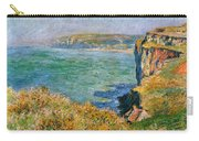 Cliffs Near Pourville Carry-all Pouch