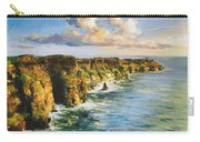 Cliffs Of Mohar 2 Carry-all Pouch