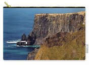 Cliffs Of Moher Ireland View Of Aill Na Searrach Carry-all Pouch