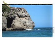 Cliffs On The Beach Dominican Republic  Carry-all Pouch