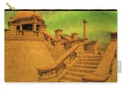Clifton Monument At Jehangir Kothari Parade Carry-all Pouch