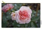 Climber Romantica Tea Rose, Digital Art Carry-all Pouch