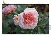 Climber Romantica Tea Rose Carry-all Pouch