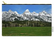 Climbers Ranch In Spring Carry-all Pouch