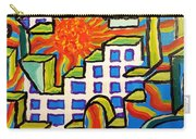 Climbing Abstractly  Carry-all Pouch