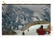 T-204805-climbing Party Mt. Rainier  Carry-all Pouch