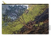 Climbing Tree Roots Carry-all Pouch