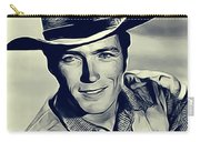 Clint Eastwood, Actor/director Carry-all Pouch
