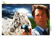 Clint Eastwood As Dirty Harry Carry-all Pouch