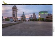Clinton Square Sunrise Carry-all Pouch