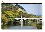 Clinton St. Bridge Prospect Mountain Binghamton Ny Carry-all Pouch