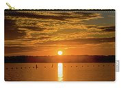 Clinton Sunset 1 Carry-all Pouch