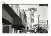 Clinton Tennessee Sepia Carry-all Pouch