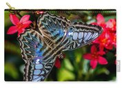 Clipper Butterfly 1 Carry-all Pouch