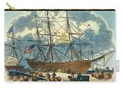 Clipper: Flying Cloud, 1851 Carry-all Pouch