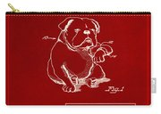Clock For Keeping Animal Time Patent Drawing 1b Carry-all Pouch
