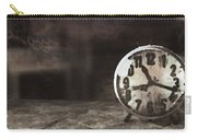 Clock - Id 16218-130649-1306 Carry-all Pouch