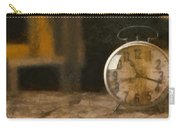 Clock - Id 16218-130706-9555 Carry-all Pouch